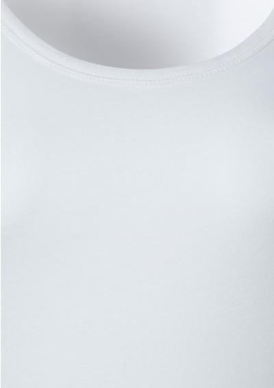 American Vintage Nouveaux Mexique Long Sleeve Tee - White main image