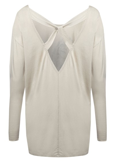 Twist & Tango Kimberley Long Sleeve Top - Grey main image