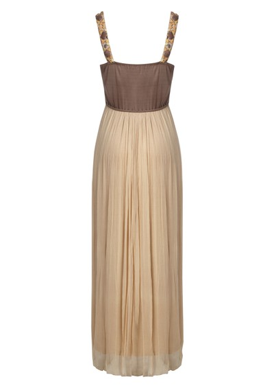 Blank Zark Maxi Dress - Nouget main image