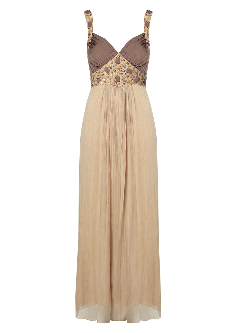 Zark Maxi Dress - Nouget main image