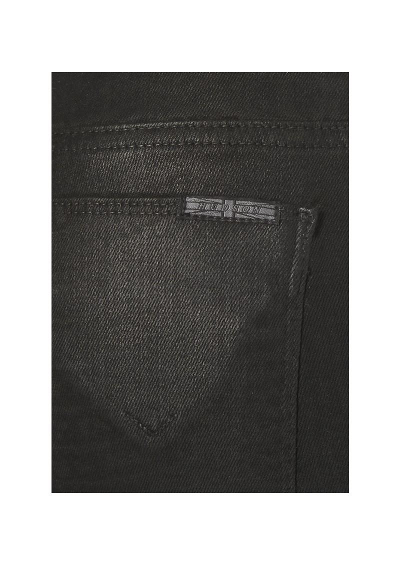 Hudson Jeans Nico Mid Rise Super Skinny Jean - Alligator main image