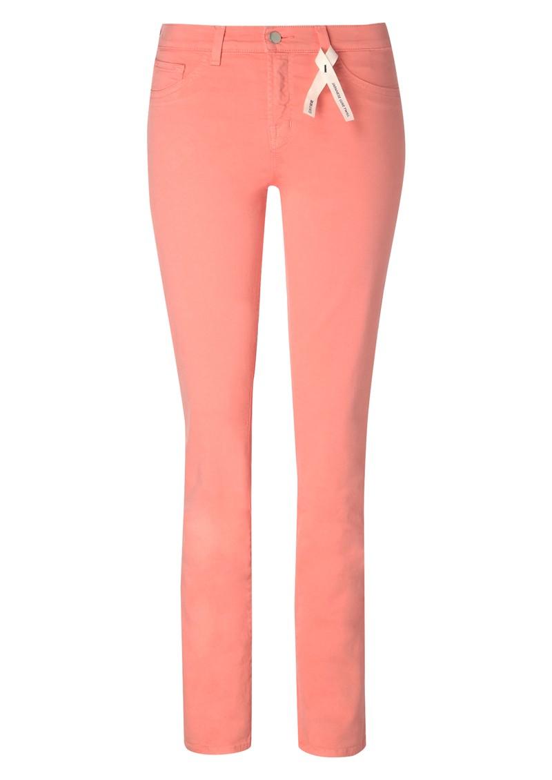 811 Midrise Skinny Leg Jean - Coral main image