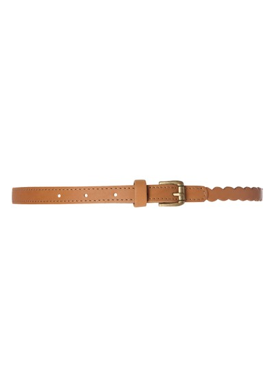 Great Plains Wavey Belt - Tan main image