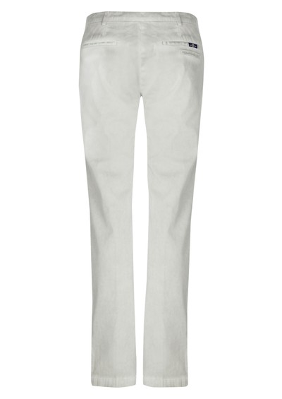 7 For All Mankind Roxanne Chino - Faded Gabardine Sky Grey main image