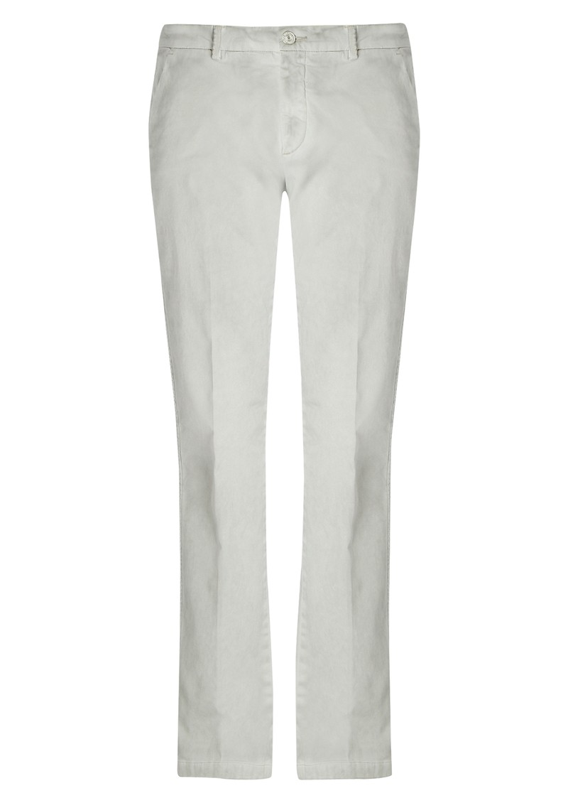 Roxanne Chino - Faded Gabardine Sky Grey main image