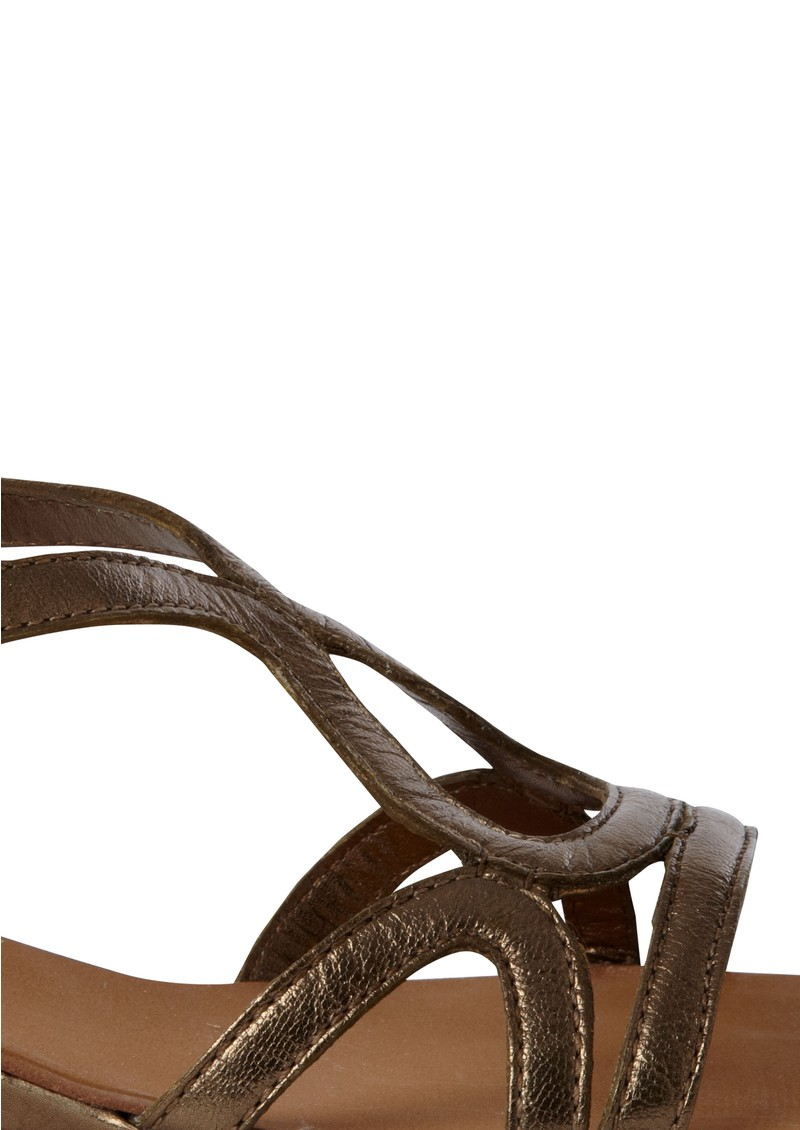 Ash Lolita Sandal - Bronze main image