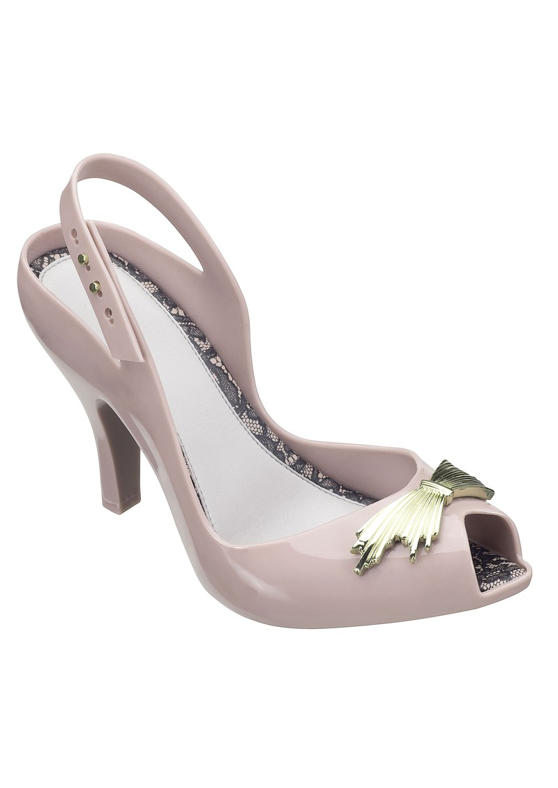 Jason Wu Lady Dragon Heels - Putty main image