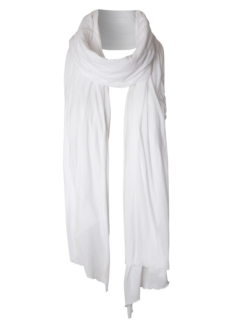 Louisiane Scarf - White main image