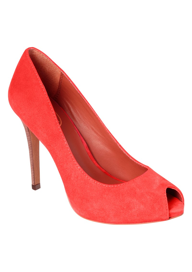 Great Bis Heels - Coral main image