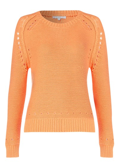Paul & Joe Sister Laurel Knitted Jumper - Apricot main image