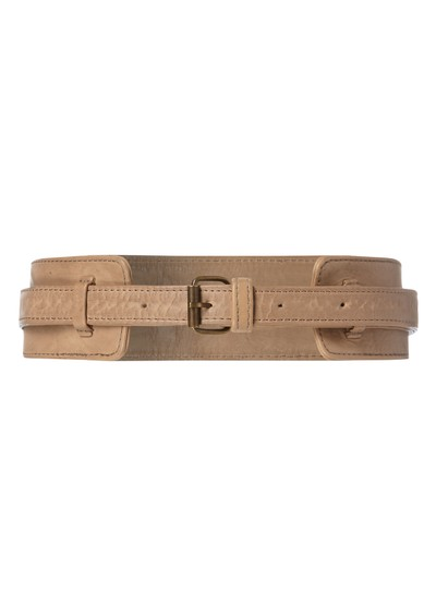 Twist & Tango West Belt - Cognac main image
