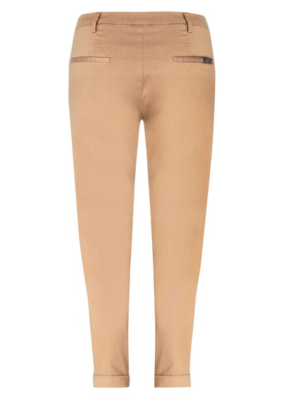 7 For All Mankind Roxanne Cropped Chino - Ginger main image