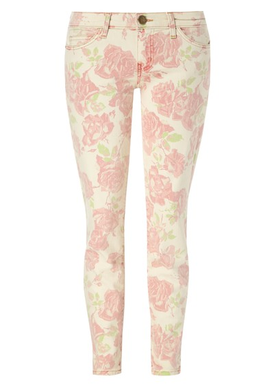 Current/Elliott Stiletto Skinny Jean - Rose main image