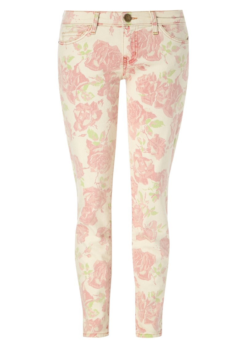 Stiletto Skinny Jean - Rose main image