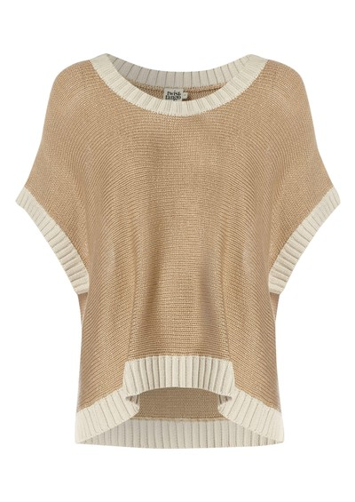 Twist & Tango Eden Loose Fit Sweater - Sand main image