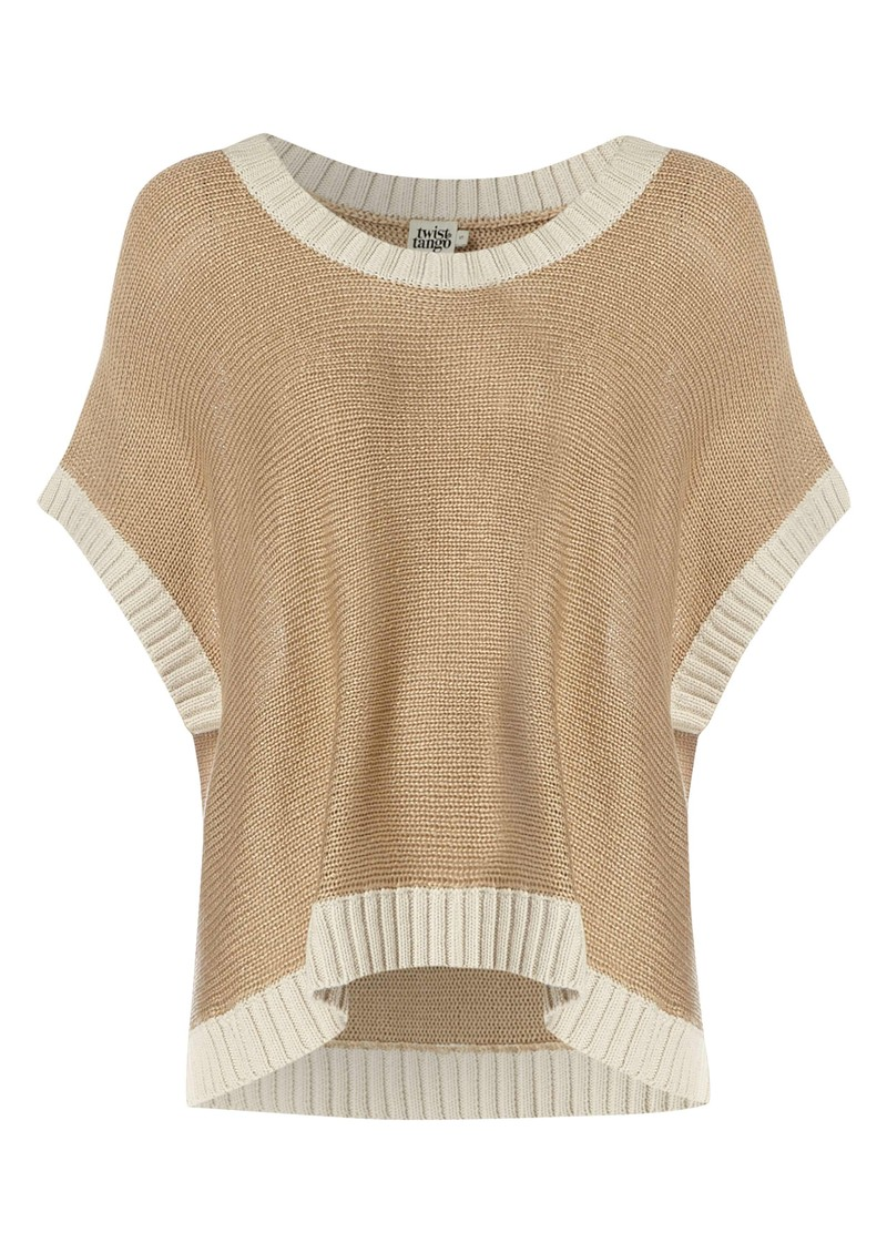Eden Loose Fit Sweater - Sand main image
