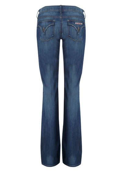 Hudson Jeans Beth Baby Bootcut Jean - I want to hold your hand main image