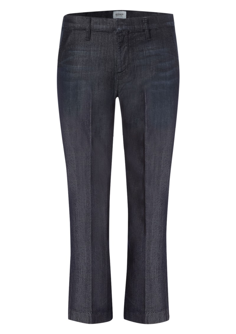Hudson Jeans Napa Cropped Jeans - Trinidad main image