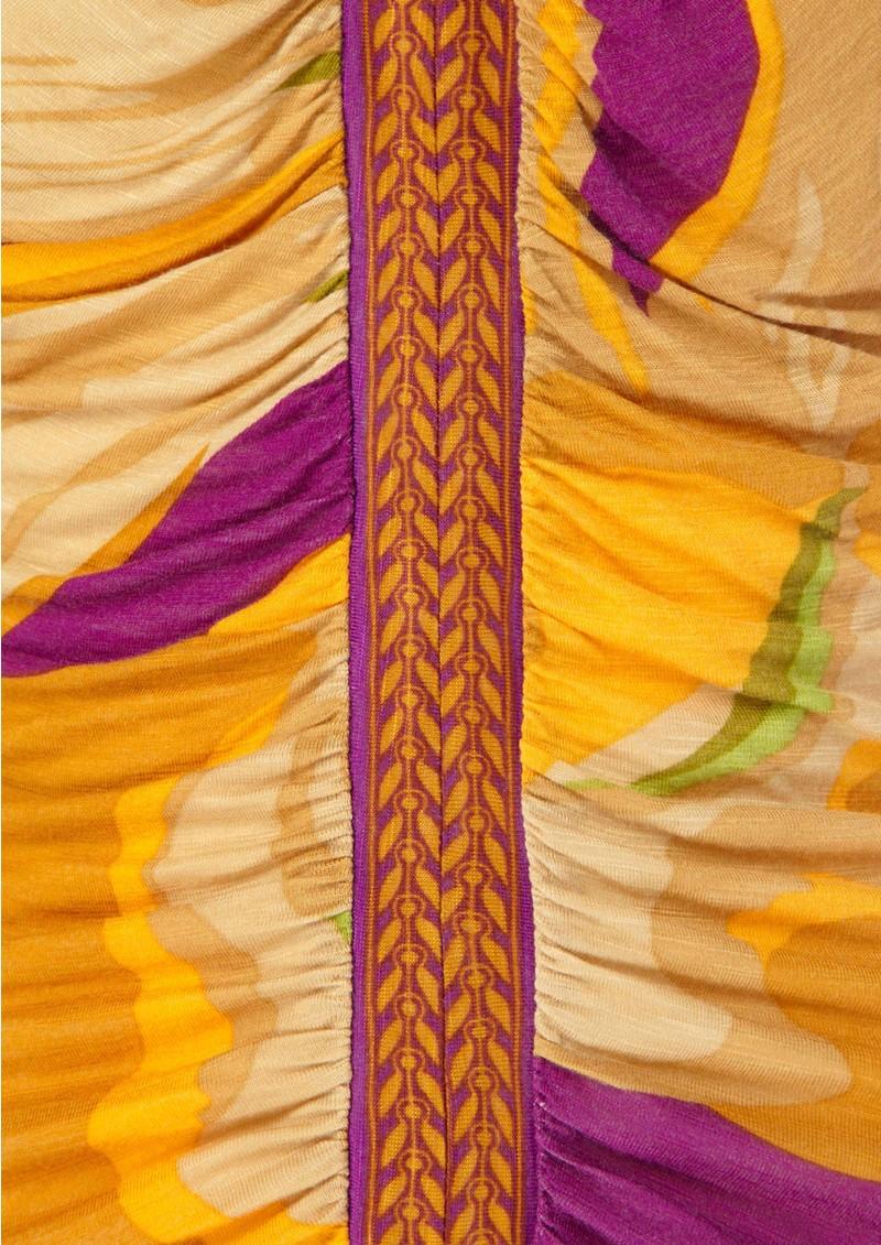 Hale Bob Seaside Heights Blouse - Purple main image