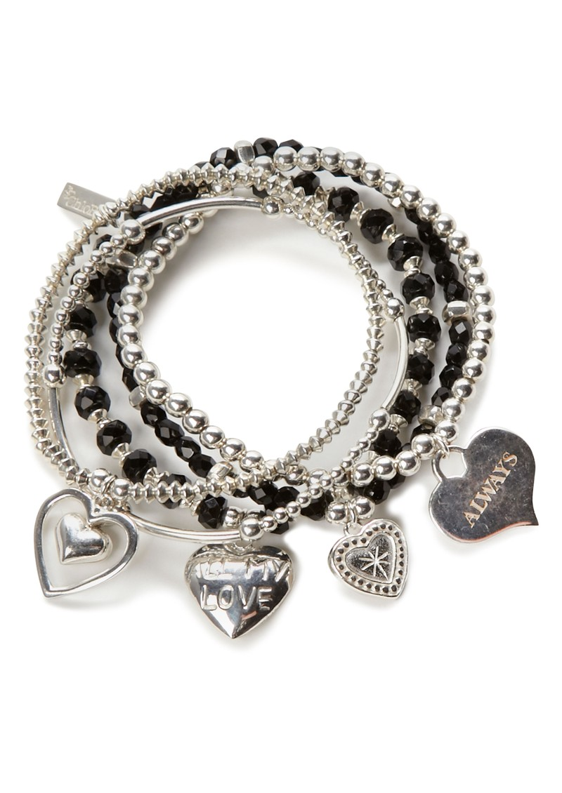 Exclusive Set of 5 Love Bracelets  main image