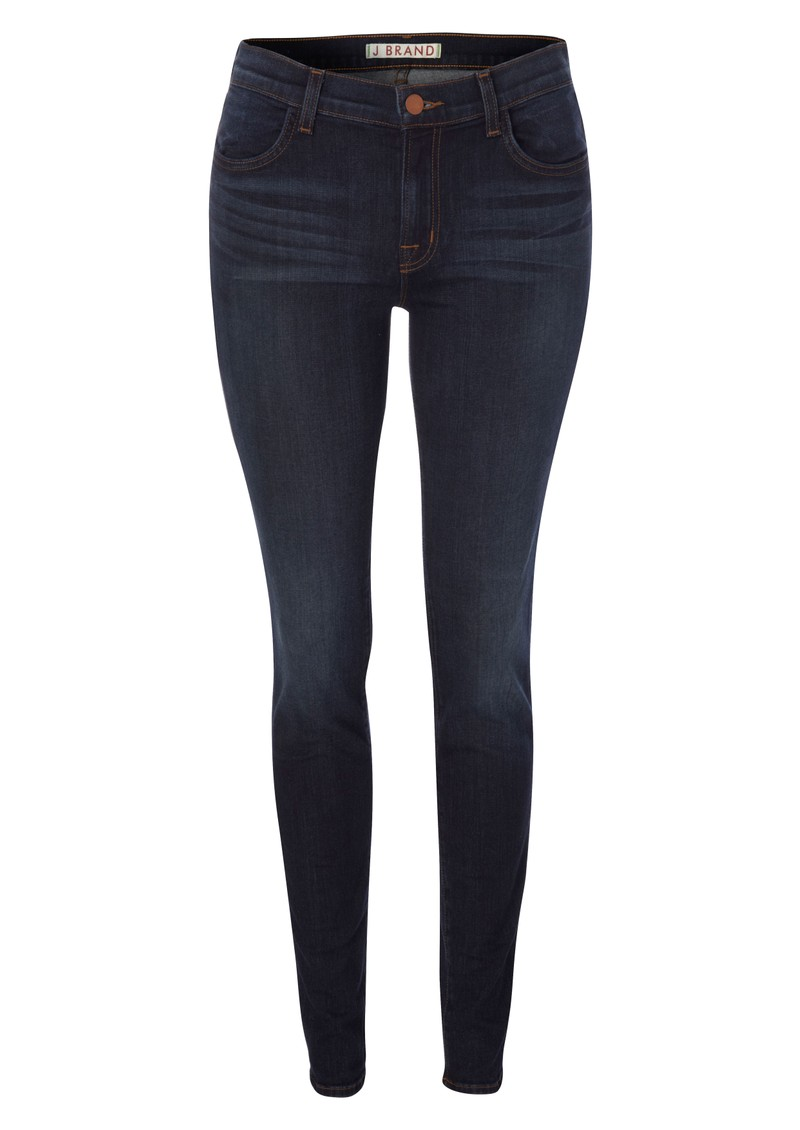 J Brand 620 Mid Rise Super Skinny Jeans - Veruca main image