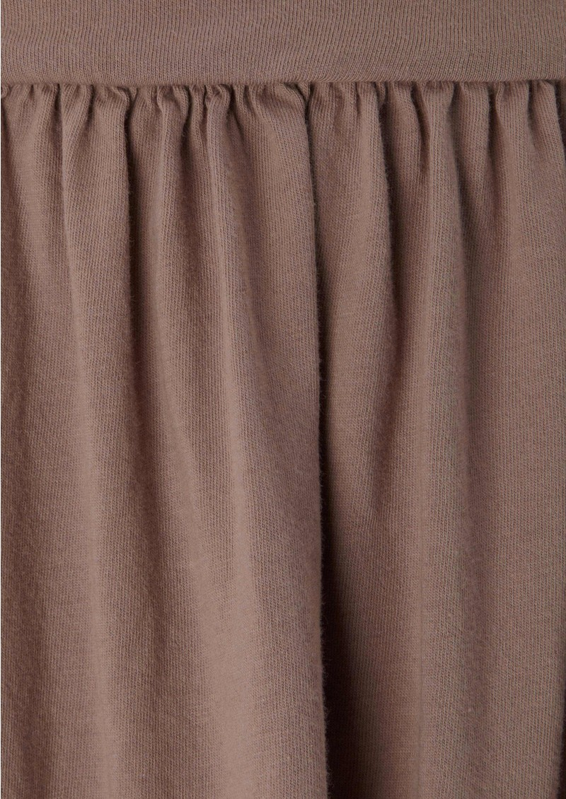 Jersey Hankie Skirt - Java main image