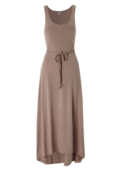 Bobi Braid Jersey Maxi Dress - Java main image