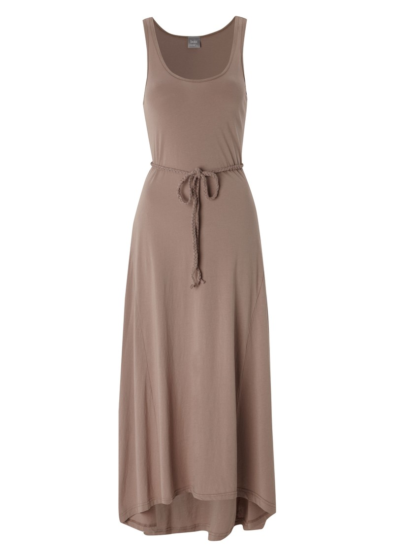 Braid Jersey Maxi Dress - Java main image