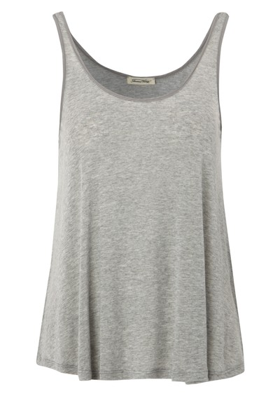 American Vintage Myakka City Tank - Heather Grey main image