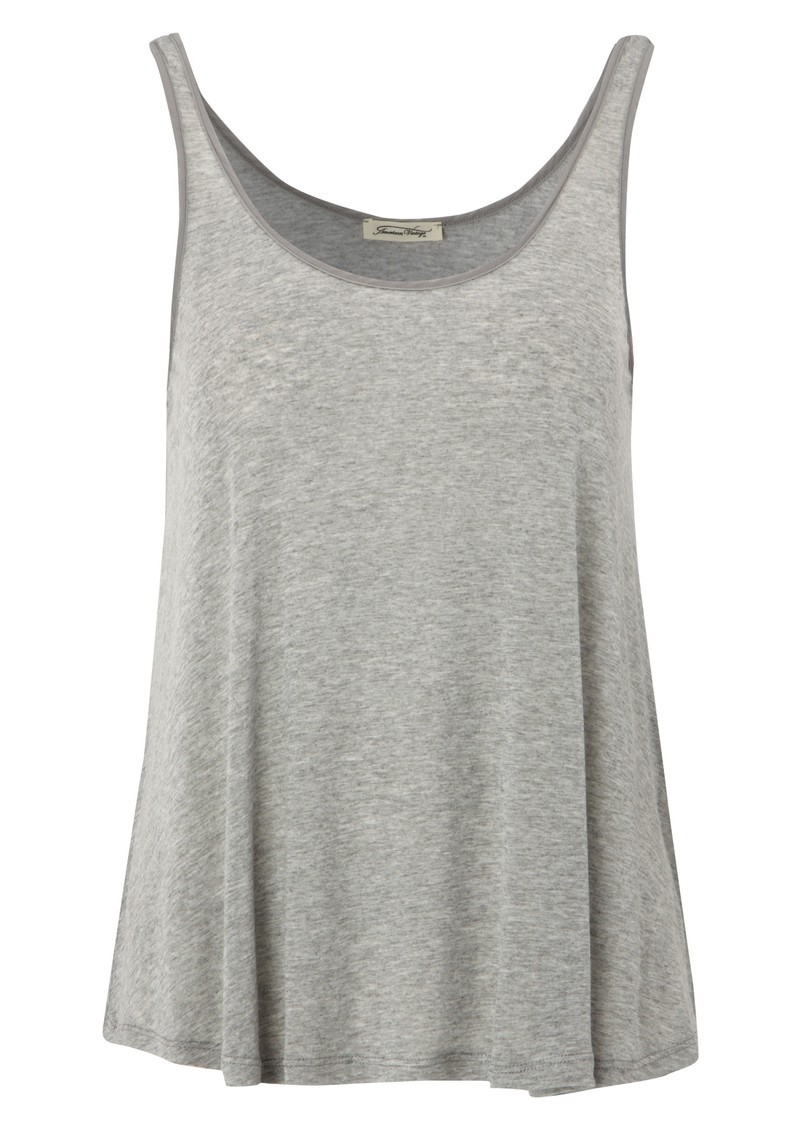 Myakka City Tank - Heather Grey main image