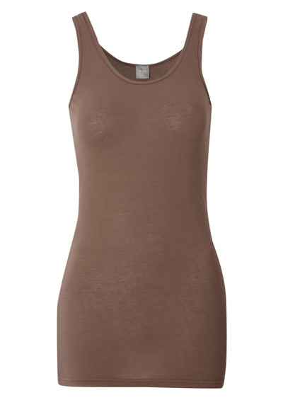 Bobi Long Jersey Tank - Savannah main image