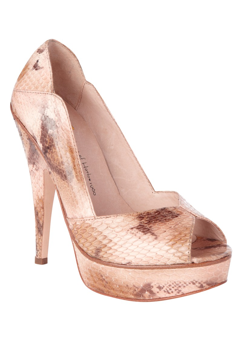 Leigh Heels - Natural  main image