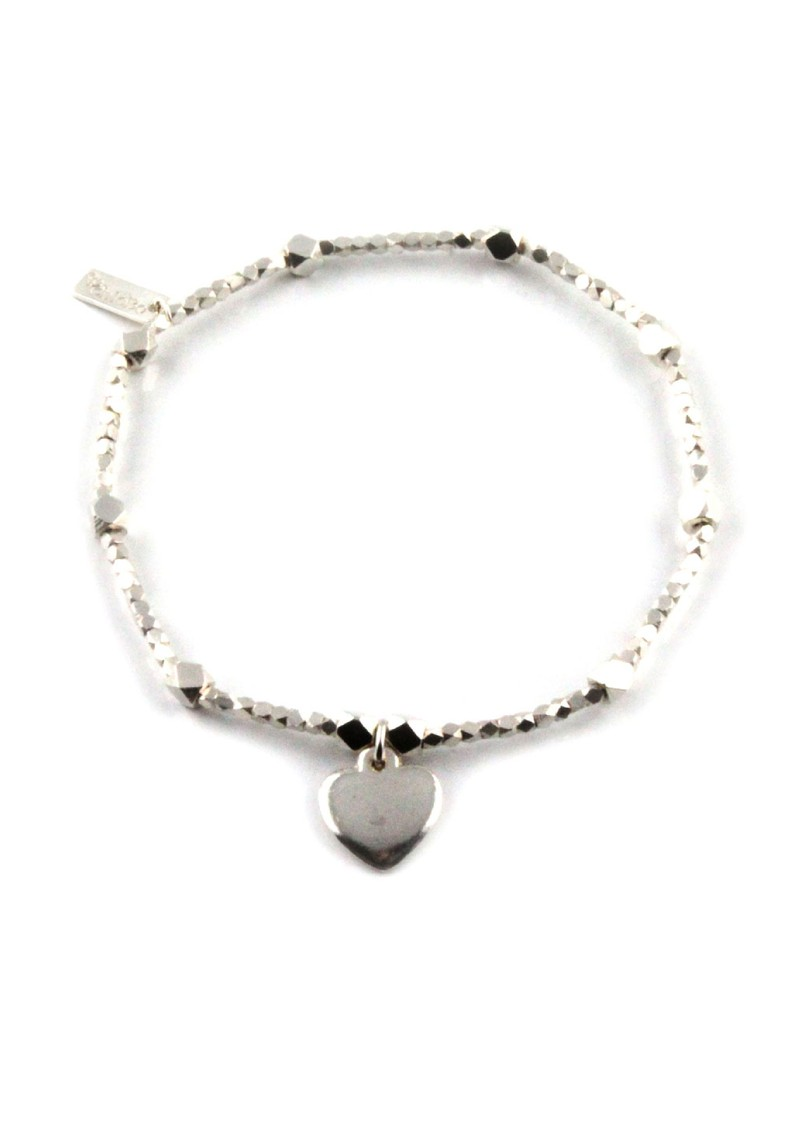 Dreamlands Natalie Mini Bracelet with Heart Charm main image