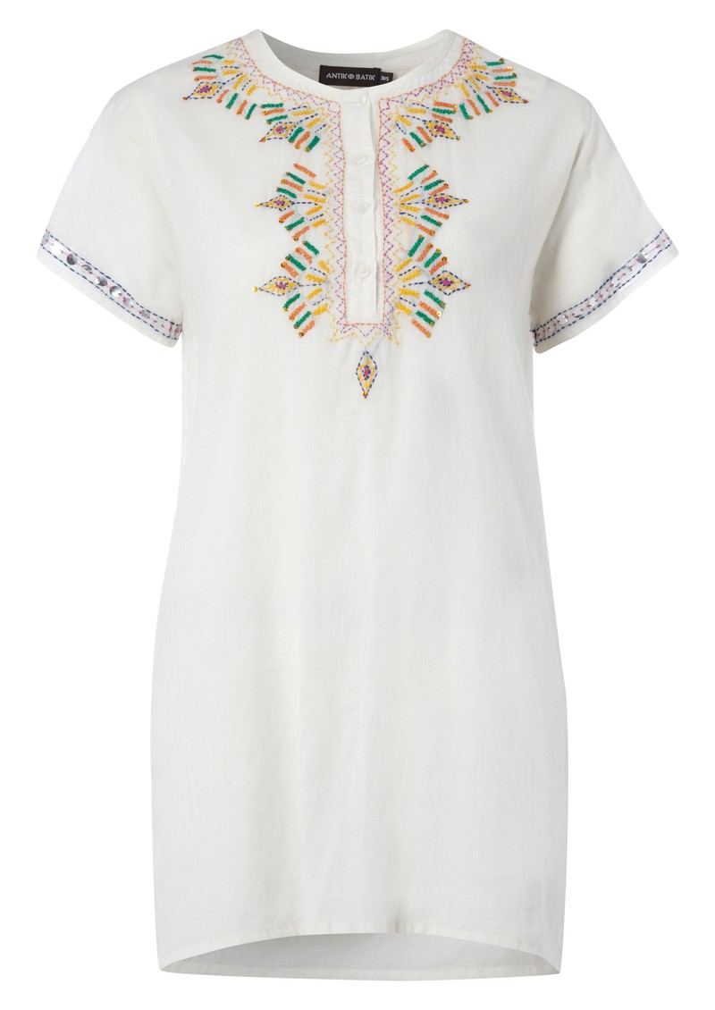 Assini Dress - White main image