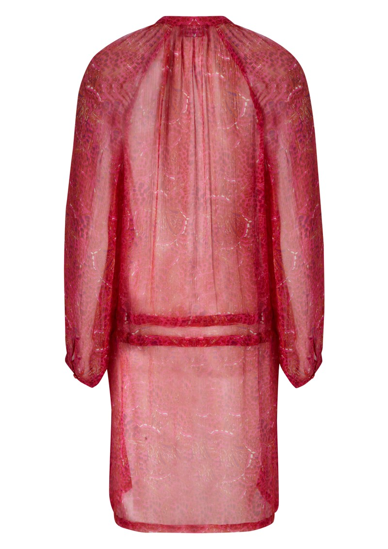 Tica Djellahab Silk Dress - Red main image