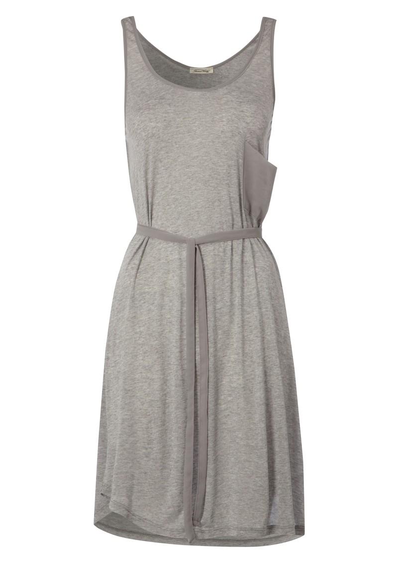 American Vintage Myakka City Dress - Heather Grey main image