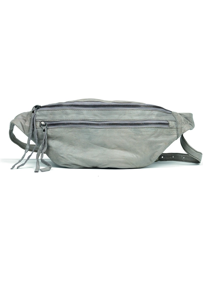 V-Belly Bag - Grey main image