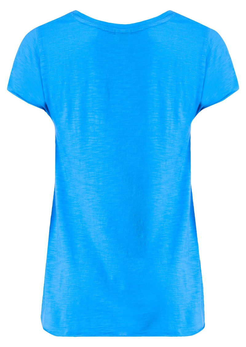 Jacksonville Short Sleeve Top - Turquoise  main image