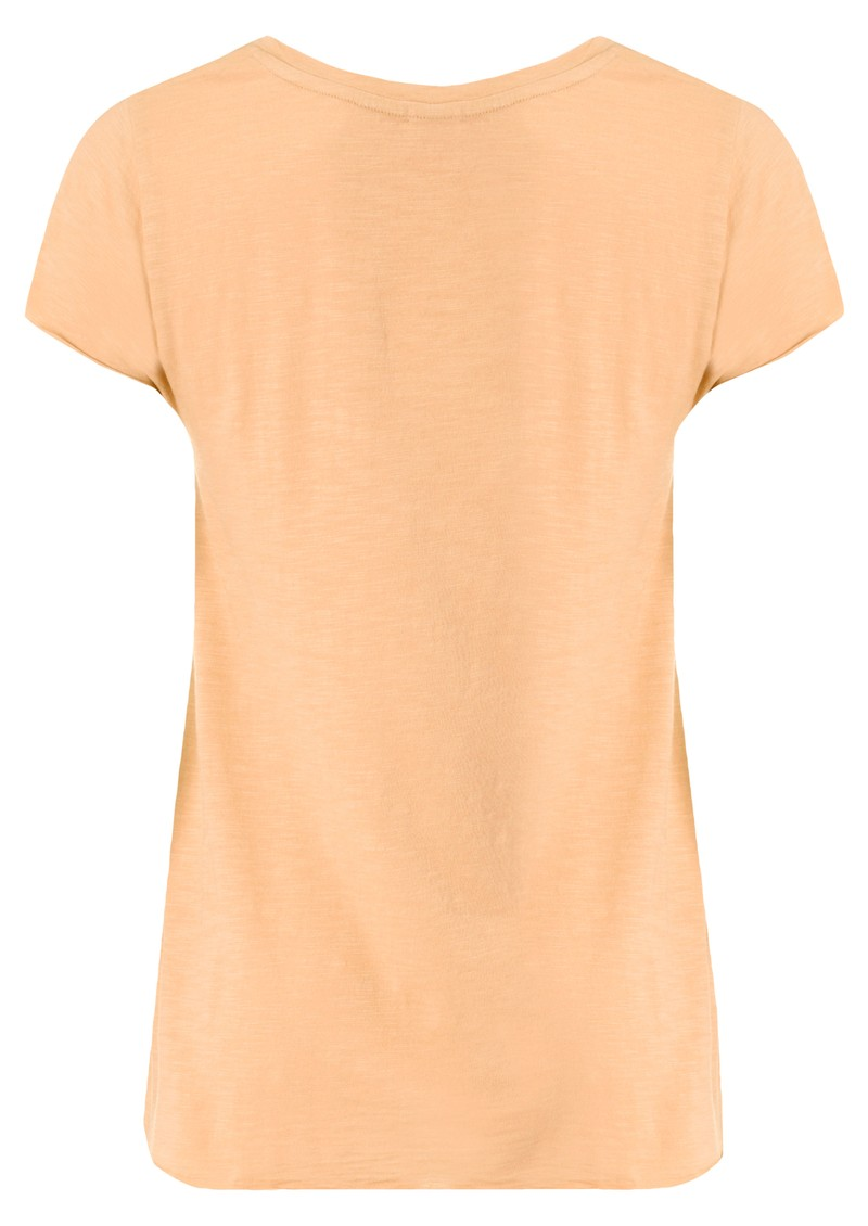 Jacksonville Short Sleeve Top - Medlar main image