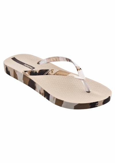 Ipanema Fashion Flip Flops - Beige main image