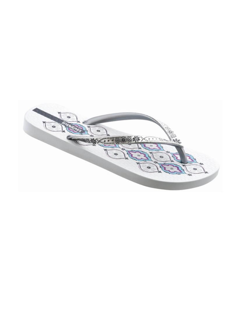 Ipanema Persia Flip Flops - White main image