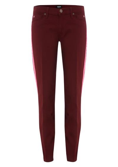 Hudson Jeans LouLou Tuxedo Crop Skinny Jeans - Manson main image