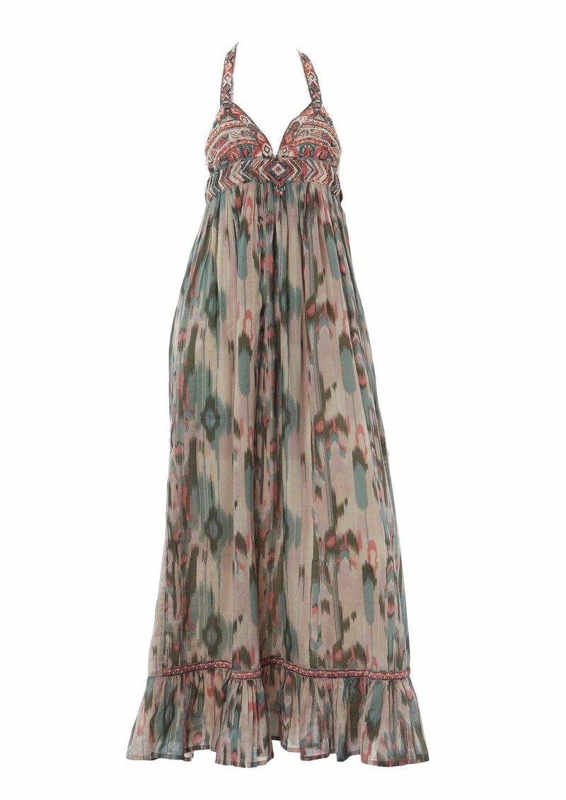 Leia Maxi Dress - Vintage main image