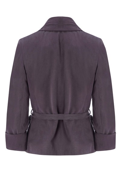Great Plains Bella Jacket - Iron main image
