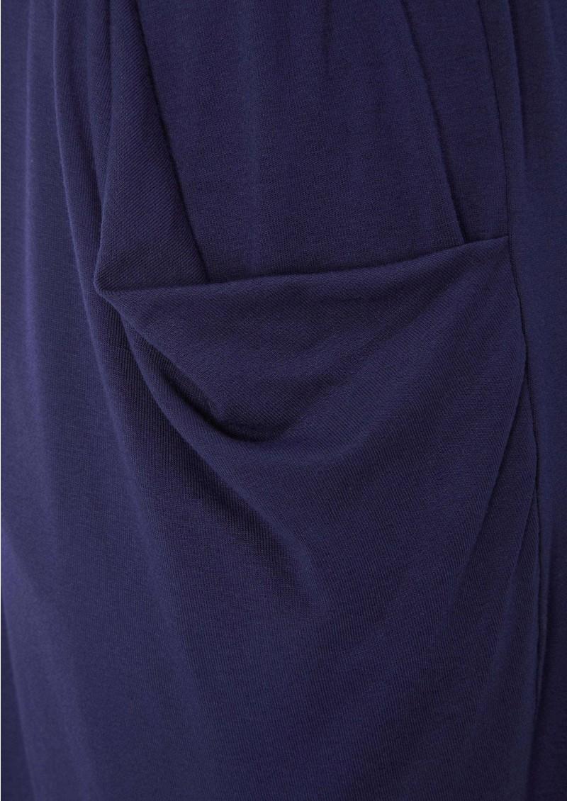 Great Plains Arabesque Jersey Dress - Indigo main image
