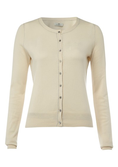 Day Birger et Mikkelsen  Ultimate Summer Cardigan - White main image