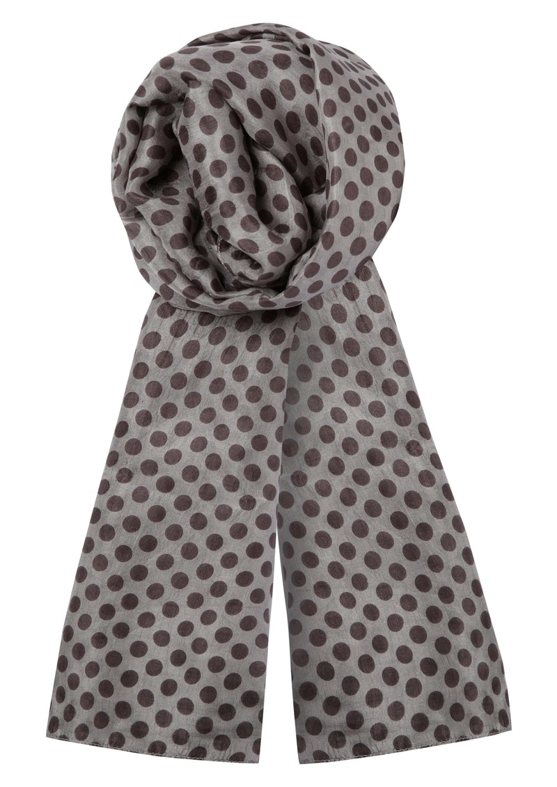 Tabby Dot's Silk Scarf - Mouse main image
