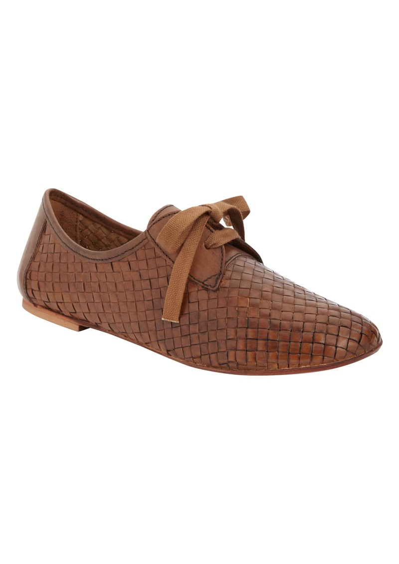 Hudson London Totes Calf Flat Shoes - Tan main image