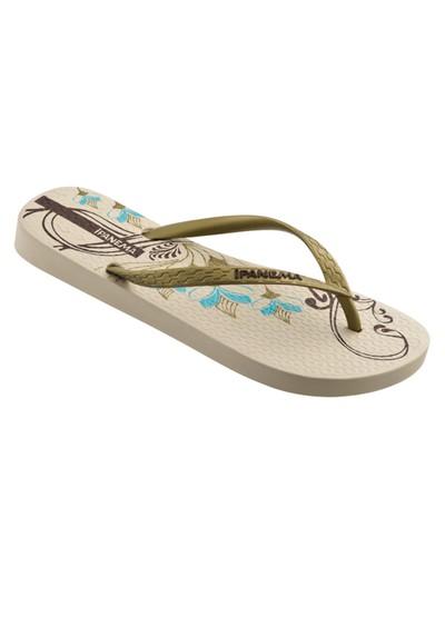 Ipanema Chic Flip Flops - Beige main image