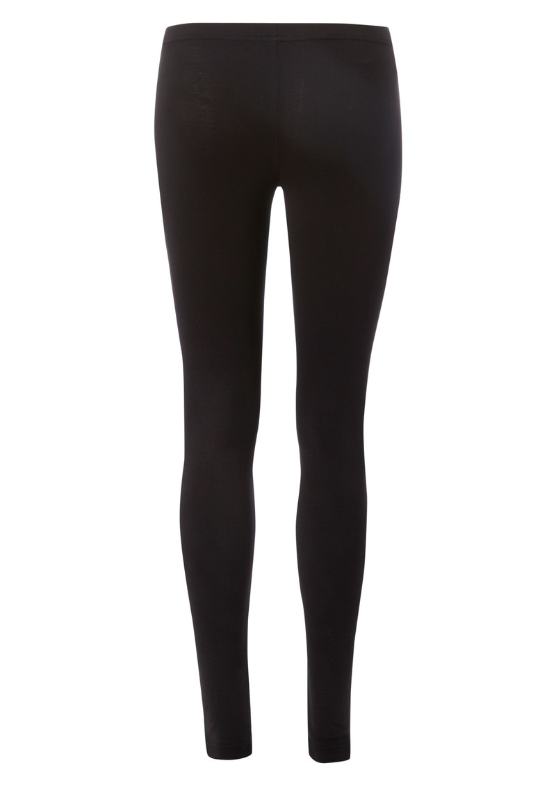 Ankle Leggings - Black main image